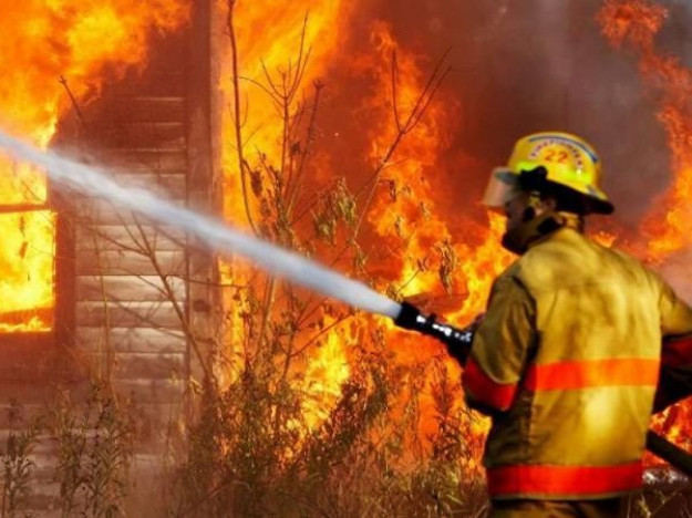 За тиждень на Волині трапилось більше 30 пожеж