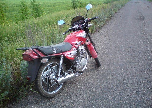 На Волині затримали мотоцикл, який розшукувала поліція
