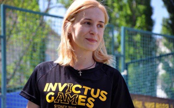 Волинян кличуть провести Майю Москвич на «Ігри Нескорених»