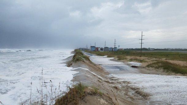 У США вирує ураган «Флоренс». ВІДЕО