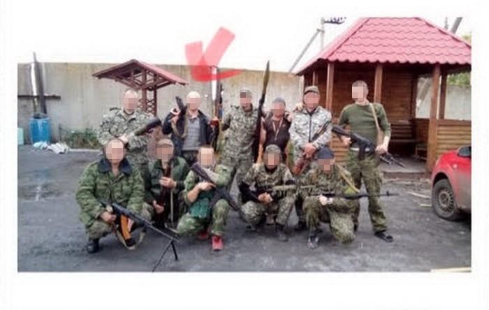 Засудили бойовика «ДНР», якого викрили волинські співробітники СБУ