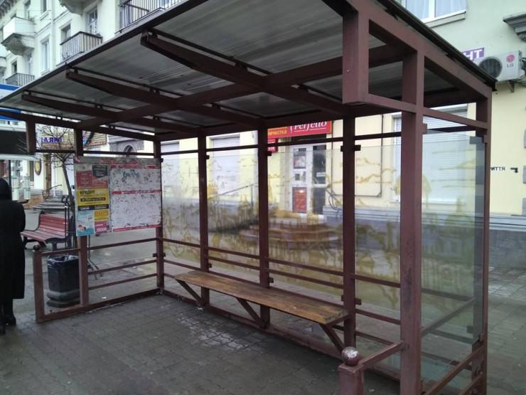 У Луцьку куплять навіси для зупинок громадського транспорту за понад 100 тисяч