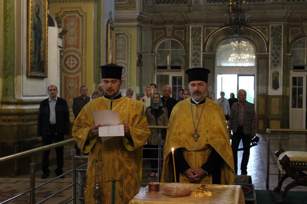 У Луцьку молилися за загиблих журналістів