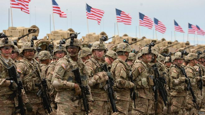 США збільшать чисельність військових у Німеччині