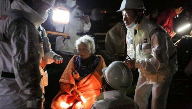 Кількість жертв землетрусу в Японії збільшилася до 20