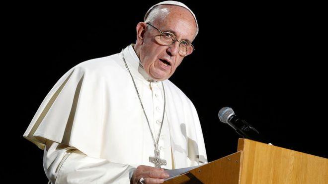 Папа Римський звернувся до мафії
