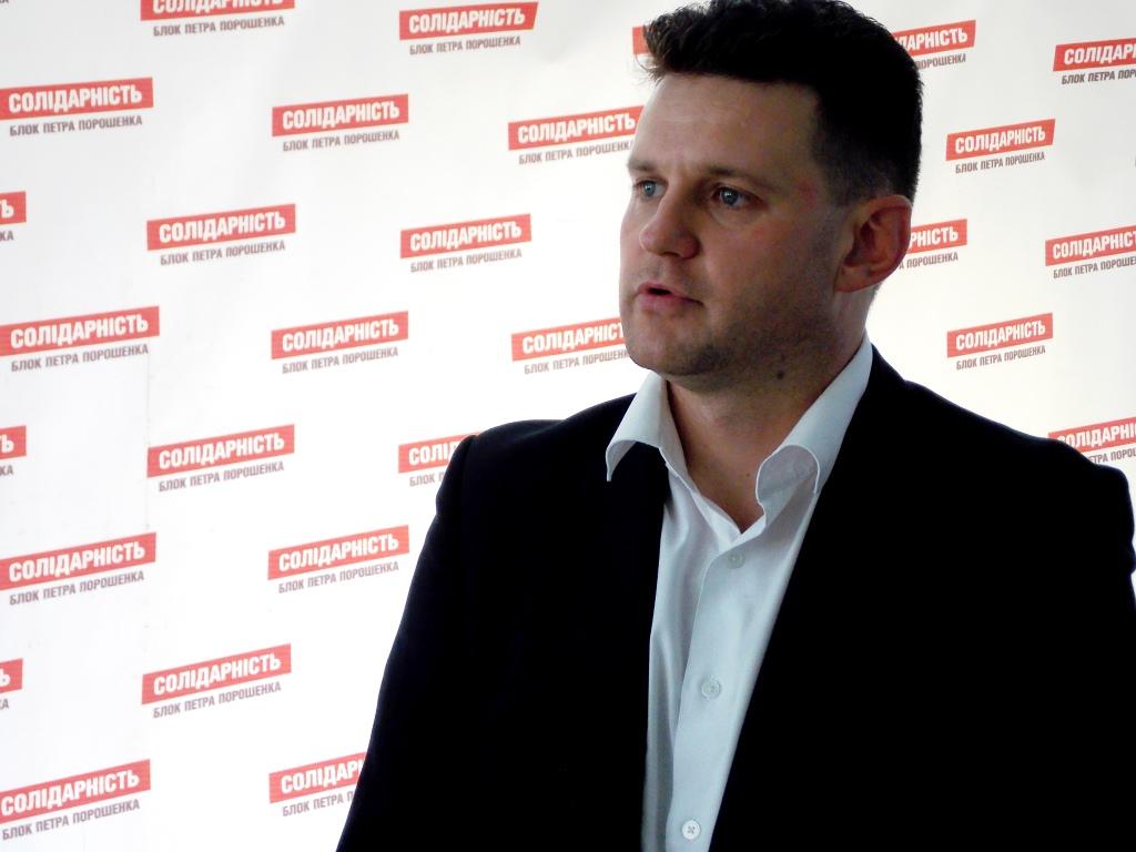 Екс-чиновник Волинської ОДА Іван Мирка очолив «Солідарність» на Волині