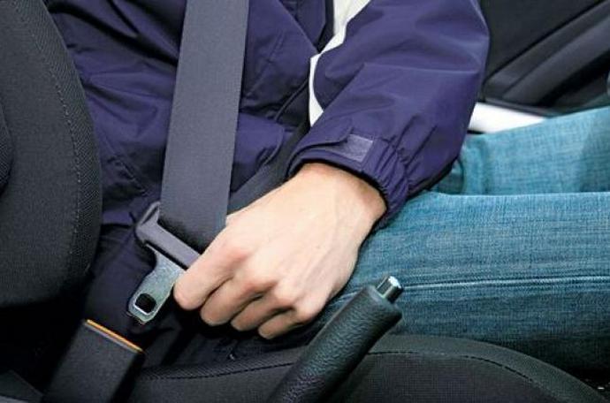 В 17 разів: Рада збільшила штраф за непристебнутий ремінь безпеки