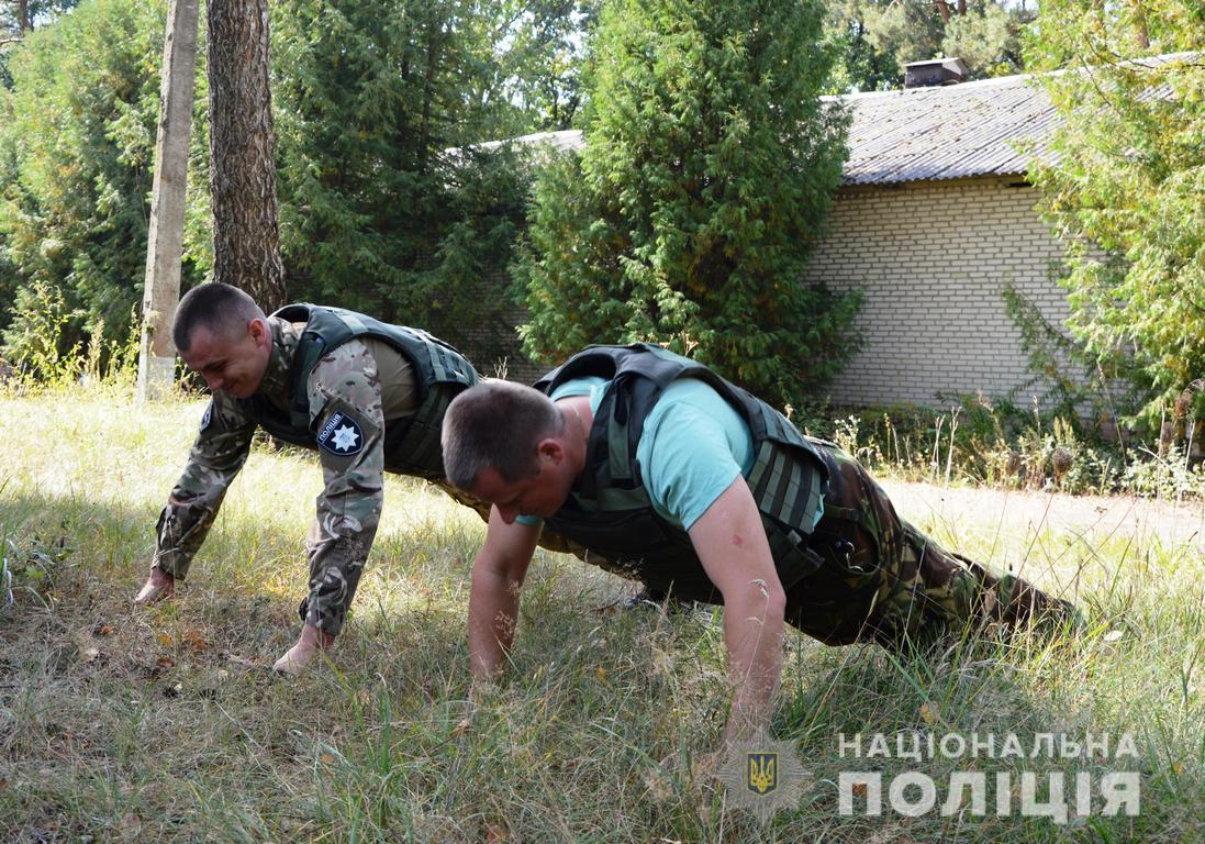 Волинські поліцейські підвищують рівень службової підготовки