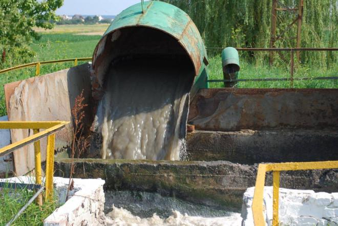 КП «Луцькводоканал» забруднює Стир азотом, марганцем та фосфатами