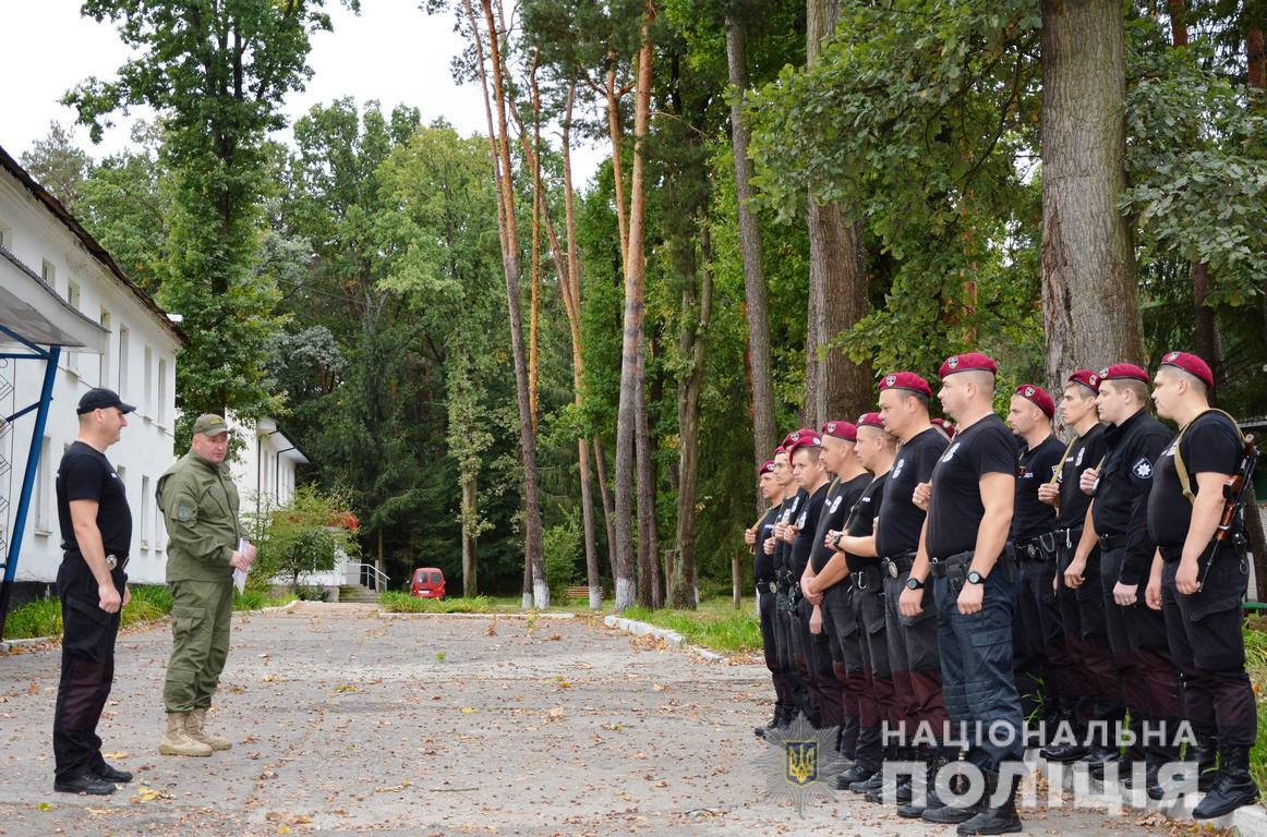 Волинські спецпризначенці пройшли курс підвищення кваліфікації