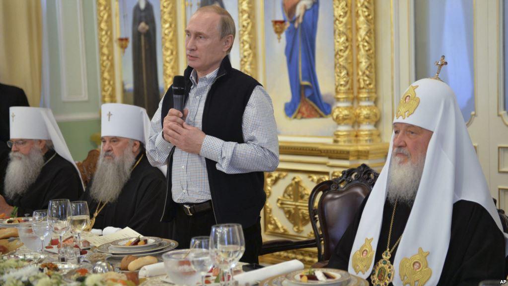 Томос для України: Москва готує розкол, а сам Путін витісняє патріарха Кирила