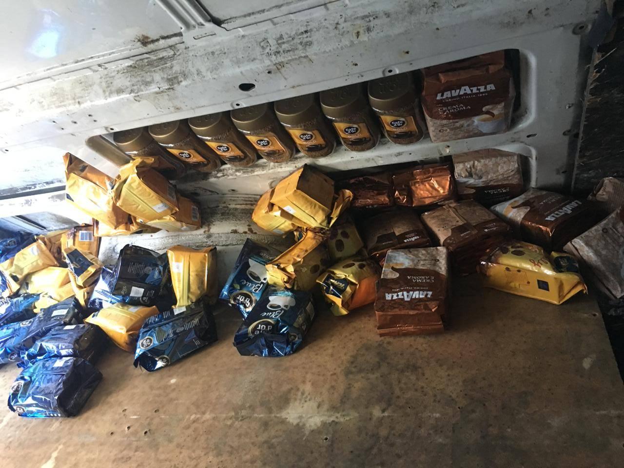 На Волині вилучили контрабандних товарів на понад мільйонів гривень. ФОТО
