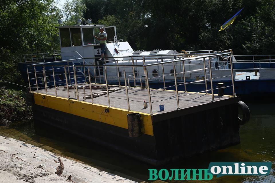 Стало відомо, хто будуватиме у Луцьку причали на річці Стир