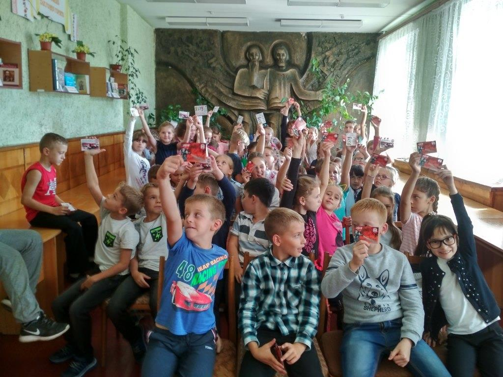 У Нововолинську рятувальники навчали дітей правилам пожежної безпеки