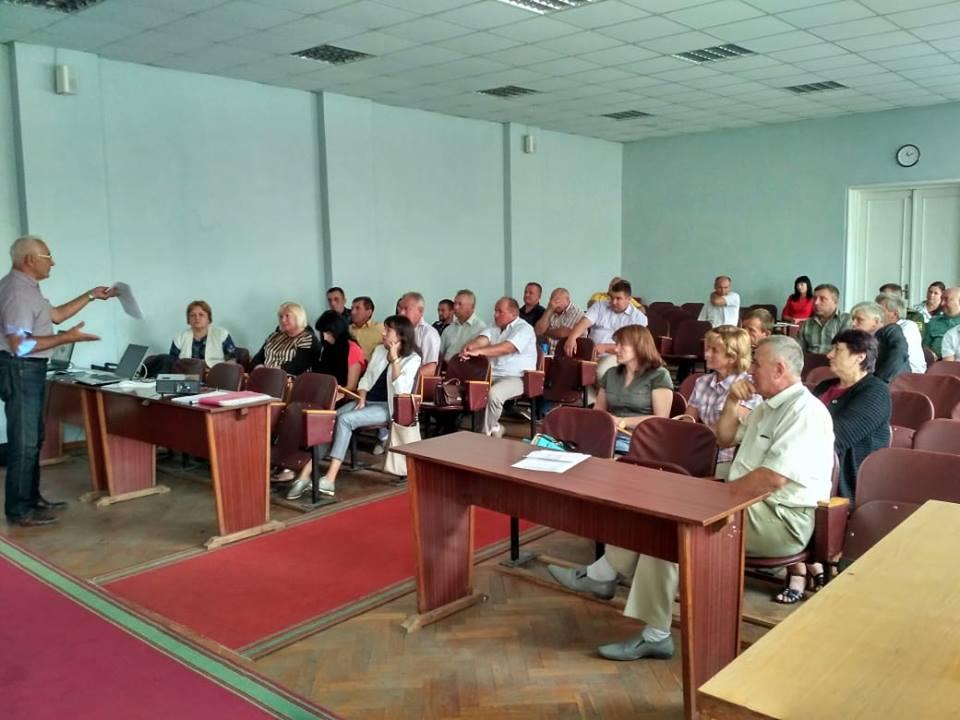 Рожищенський район – один із аутсайдерів децентралізаційної реформи на Волині. ФОТО
