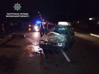 У Луцьку патрульні виявили нетверезого водія та хлопців з забороненими речовинами