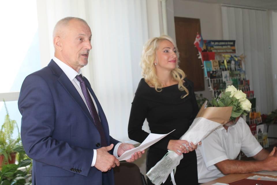 Олександр Савченко представив керівника модернізованого управління облдержадміністрації.