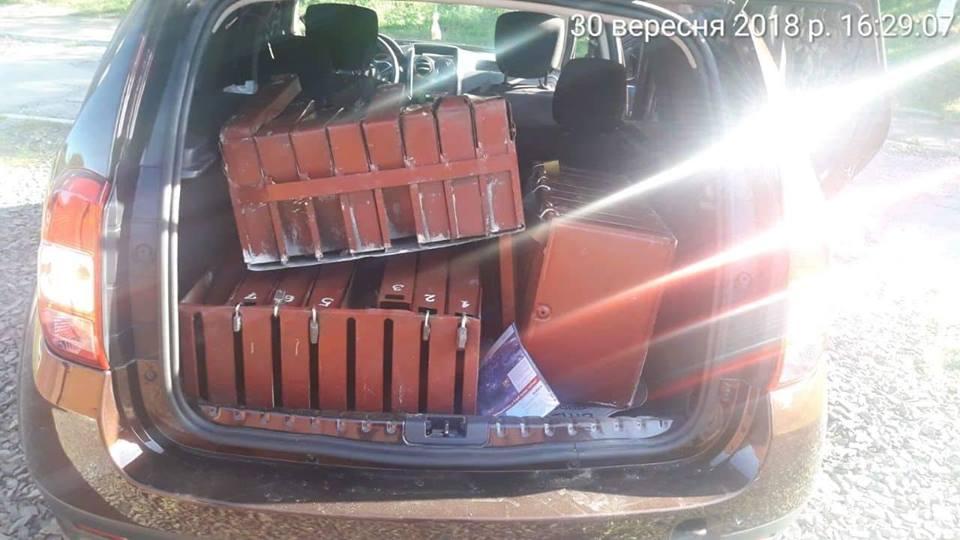 У Луцьку зловили наркоманів з краденими поштовими скриньками. ФОТО
