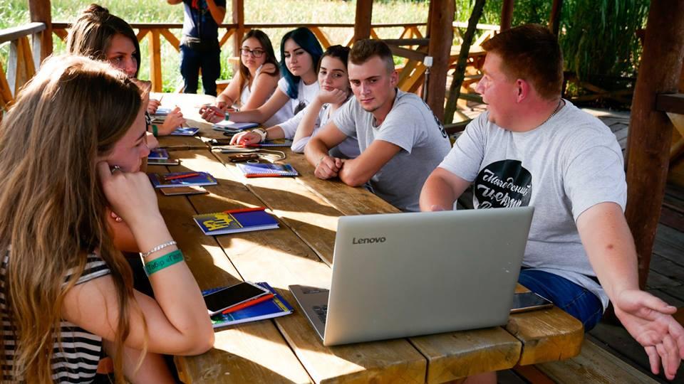 На Волині молодь вчили залучити кошти на власні проекти