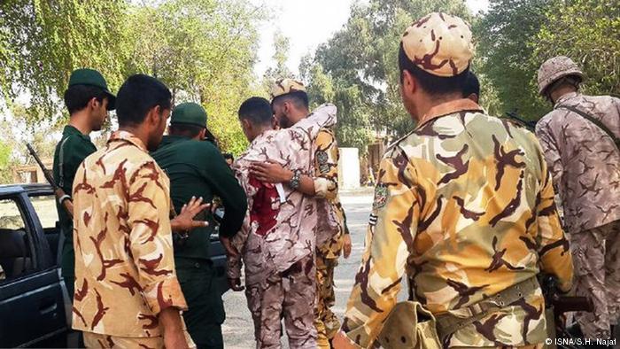 Напад на військовому параді в Ірані: щонайменше 24 загиблих