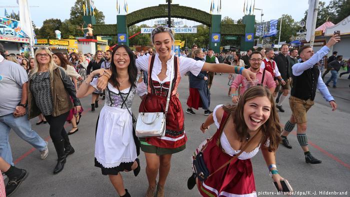 У Мюнхені відкрився 185-й Октоберфест