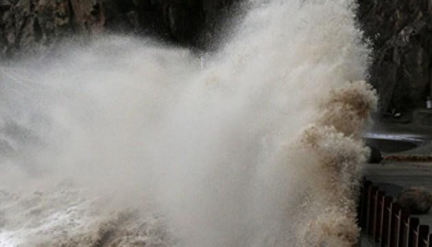 У Японії зростає кількість жертв тайфуну
