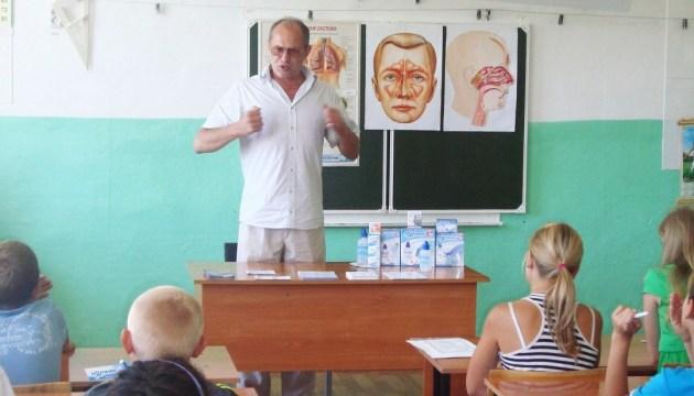 Українських школярів навчатимуть, що робити, поки їде швидка