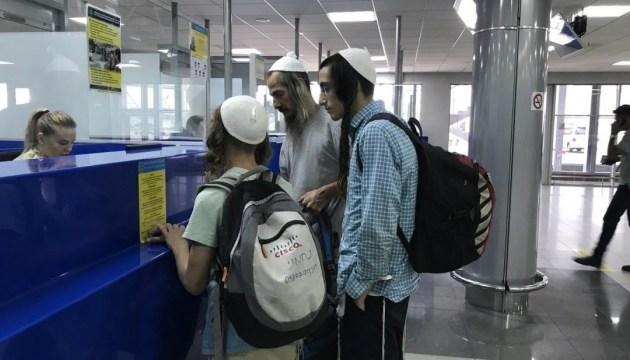 В Україну на Рош Гашана уже приїхали майже 28 тисяч хасидів