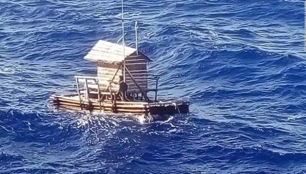 В Індонезії врятували юнака, який провів майже 50 днів у відкритому морі