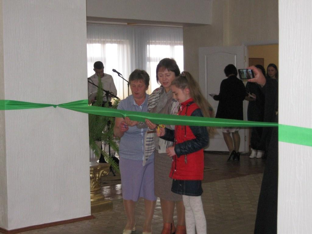 У селищі на Волині відкрили новий інклюзивно-ресурсний центр. ФОТО