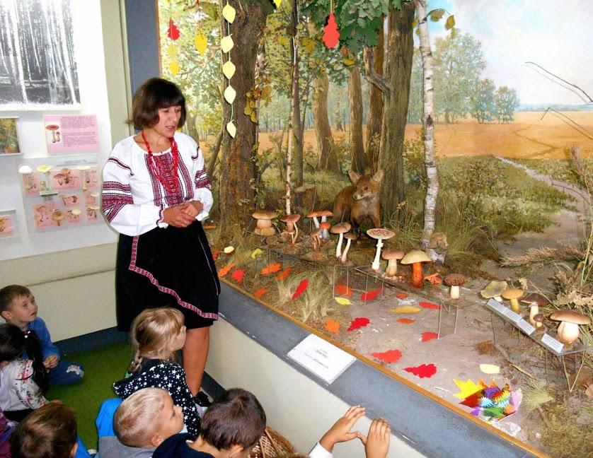 У Волинському краєзнавчому музеї організовують екскурсії-казки
