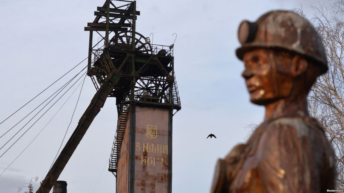 У поліції спростовують захоплення шахти у Нововолинську