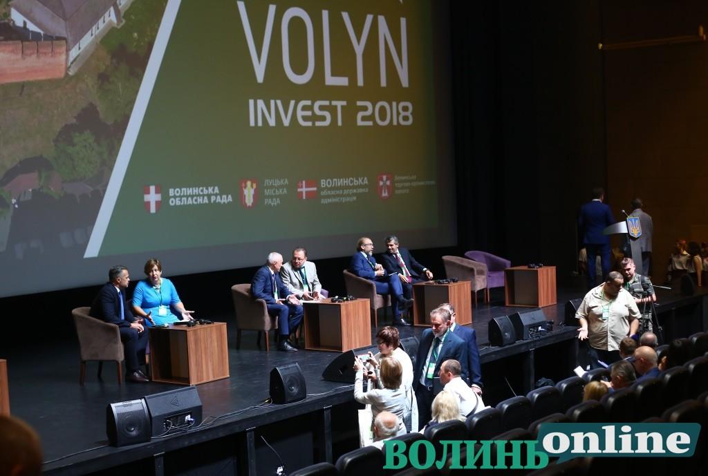 У Луцьку триває бізнес-форум «Волинь-Інвест 2018». ФОТО