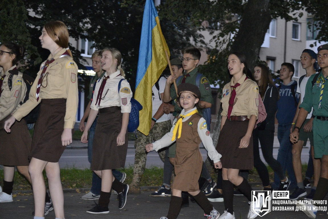 У Луцьку відбувся марш за здоровий спосіб життя