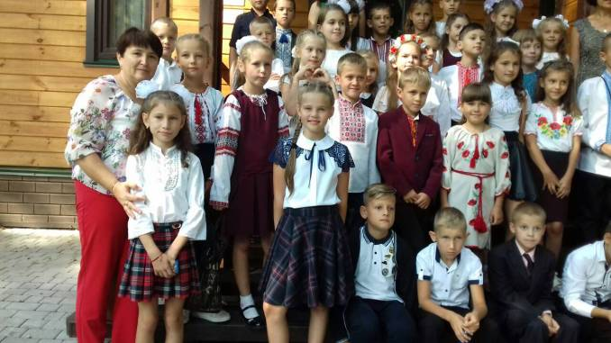 У Лісівничому молодіжному центрі Волині вперше відзначили День знань. ФОТО