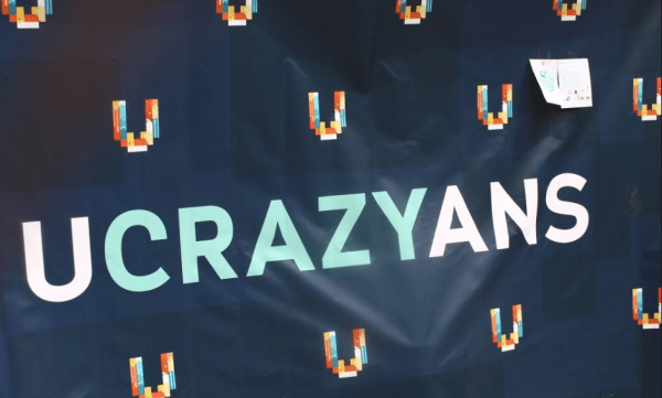 Фестиваль громадської активності «uCRAZYans» знову у Луцьку