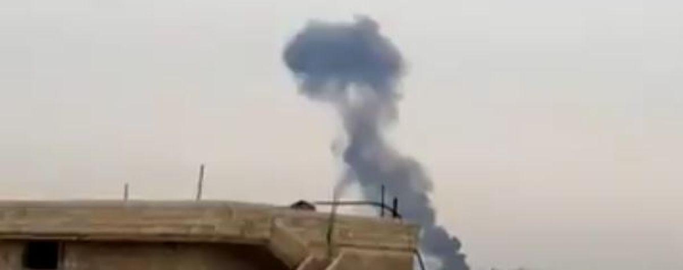 Сирія випадково збила російський літак Іл-20 з 14 військовими на борту