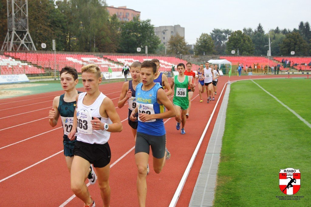 У Луцьку відбудеться міжнародна матчева зустріч з легкої атлетики серед юнаків