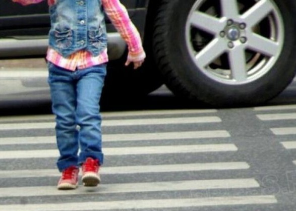 У Ковелі легковик збив 5-річну дівчинку
