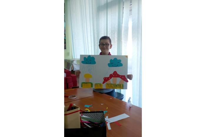 У Луцьку для дітей організували майстер-клас