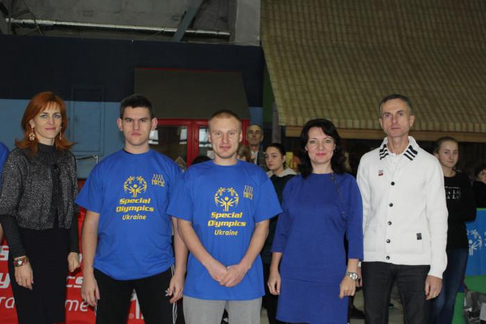 У Луцьку відбудуться ІІІ Волинські Регіональні ігри за програмою Спеціальної Олімпіади України