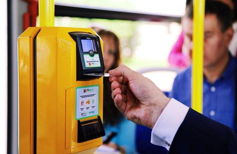 У Луцьку уже наступного року планують запровадити автоматизовану систему оплати проїзду у транспорті