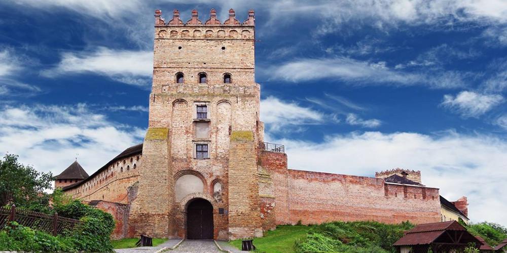 У День міста відкриють перший у Луцьку тактильний макет замку Любарта