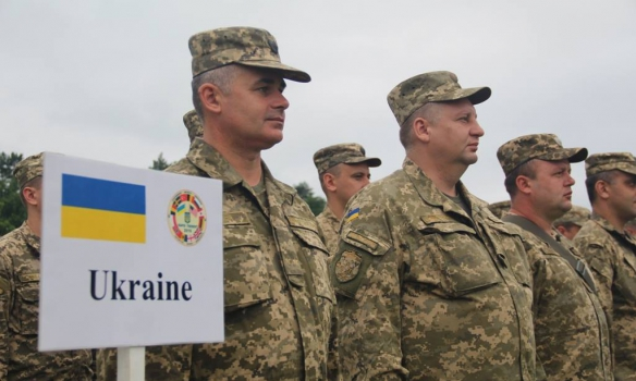 В Україні стартують масштабні військові навчання