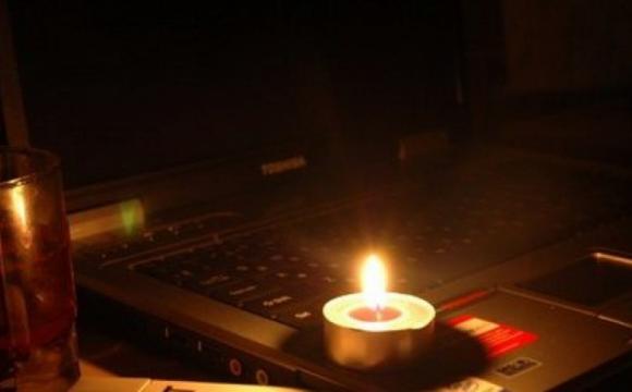 Лучани скаржаться на відсутність світла
