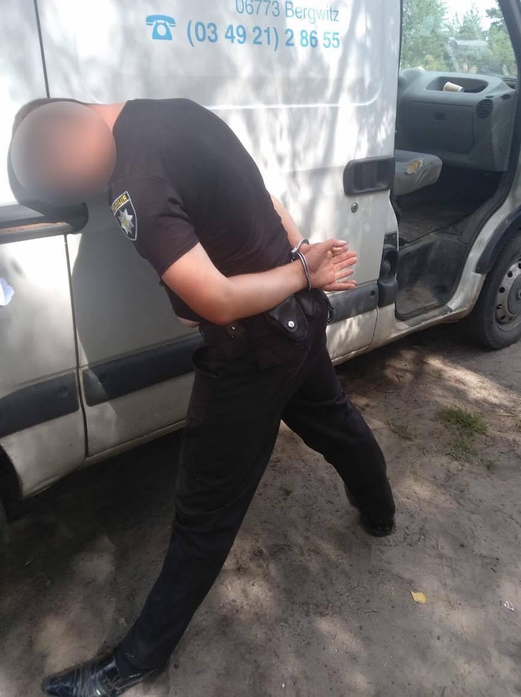 На Волині поліцейських затримали на хабарі. ФОТО
