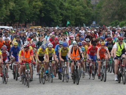 Під Луцьком відбудеться Міжнародна велосипедна гонка