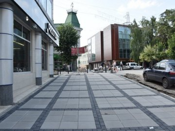 На вулиці біля Луцькради проведуть додаткові ремонтні роботи