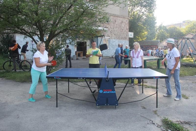 У Луцьку відбувся ІІІ міський фестиваль з нагоди Міжнародного дня людей похилого віку